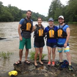 haw river trip
